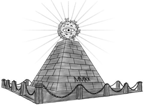 Das offizielle Logo der rC3WaldstadtWG